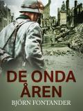 Cover for De onda åren