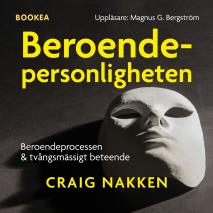 Cover for Beroendepersonligheten