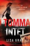 Cover for I tomma intet