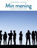Cover for Min mening : svenska som andraspråk - textbok