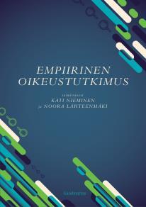 Cover for Empiirinen oikeustutkimus