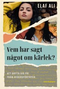 Cover for Vem har sagt något om kärlek?