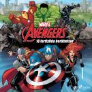 Cover for Avengers! - 18 fartfyllda berättelser