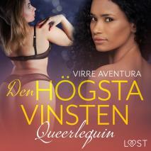Cover for Queerlequin: Den högsta vinsten