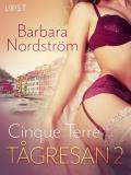 Cover for Tågresan 2: Cinque Terre - Erotisk novell