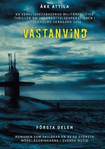 Cover for Västanvind: Första delen