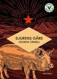 Cover for Djurens gård (lättläst version)
