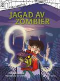 Cover for Jagad av zombier