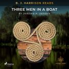 Cover for B. J. Harrison Reads Three Men in a Boat