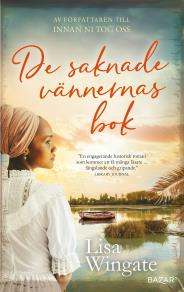 Cover for De saknade vännernas bok