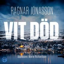 Cover for Vit död