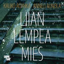 Cover for Liian lempeä mies