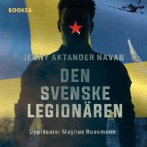 Cover for Den svenske legionären