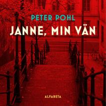 Cover for Janne, min vän