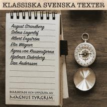 Cover for Klassiska svenska texter