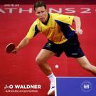 Cover for J-O Waldner: När känslan bestämmer