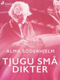 Cover for Tjugu små dikter
