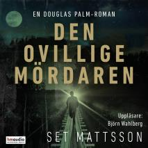 Cover for Den ovillige mördaren