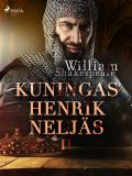 Cover for Kuningas Henrik Neljäs II