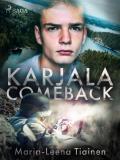 Cover for Karjala comeback