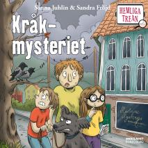 Cover for Hemliga trean: Kråkmysteriet