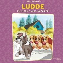 Cover for Ludde - en liten valps äventyr