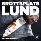 Cover for Brottsplats Lund