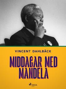 Cover for Middagar med Mandela