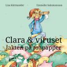 Cover for Clara & viruset : Jakten på toapapper