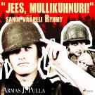 Cover for 'Jees, mullikuhnuri!' sanoi vääpeli Ryhmy