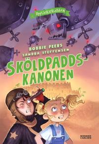 Cover for Upptäckarklubben. Sköldpaddskanonen