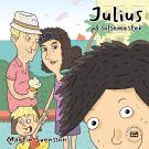 Cover for Julius på solsemester