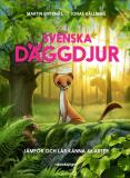 Cover for Svenska däggdjur : jämför och lär känna 46 arter