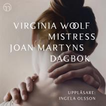 Cover for Mistress Joan Martyns dagbok