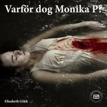 Cover for Varför dog Monika P?