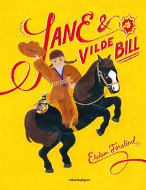 Cover for Jane och vilde Bill