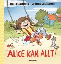 Cover for Alice kan allt!