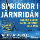 Cover for Sprickor i järnridån
