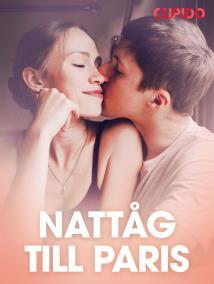 Cover for Nattåg till Paris - erotiska noveller