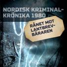 Cover for Rånet mot lantbrevbäraren