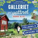 Cover for Galleriet vid vattnet