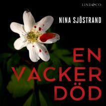 Cover for En vacker död