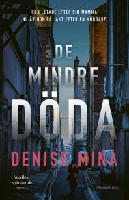 Cover for De mindre döda