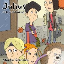 Cover for Julius och mobbarna