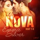Cover for Nova 1-3 - erotic noir
