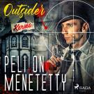Cover for Peli on menetetty