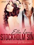 Cover for Stockholm Sin: Midsommar på Skansen