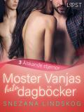 Cover for Moster Vanjas heta dagböcker 3: Älskande stjärnor - erotisk novell