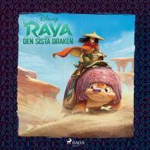 Cover for Raya och den sista draken