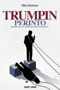 Cover for Trumpin perintö